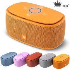 Portable Speakers - KINGONE K5 Bluetooth Super Bass Portable Wireless Speaker With Mic