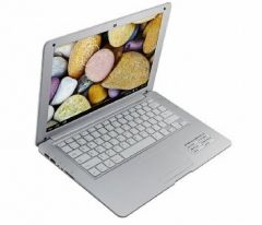Shop or Gift Mini Laptop Netbook Android 4.2 Wifi External 3g Camera Dual Core 13.3 Inch Online.