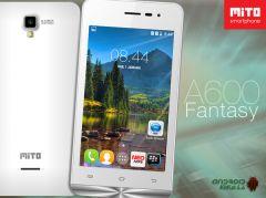 Shop or Gift Mito A600 Fantasy Lite 4.4 Kitkat Dual Sim 4GB ROM Smartphone 5 MP Camera Online.