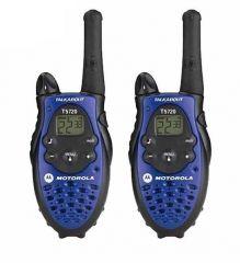 Shop or Gift Motorola T-5720 5 Miles / 8 Kms Walkie Talkie (Set of 2) Online.