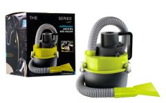 Shop or Gift The Black Series Multipurpose Wet Dry Car Vacuum Cleaner Cum Air Inflator Online.