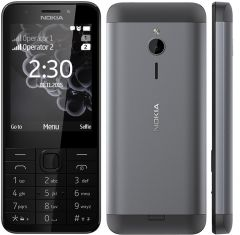 Gift Or Buy Nokia 230 Dual Sim & 8GB External Storage Mobile