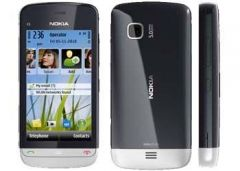 Gift Or Buy Nokia C5-03 5MP Camera With Expandable Memory Refurbished Mobilephone