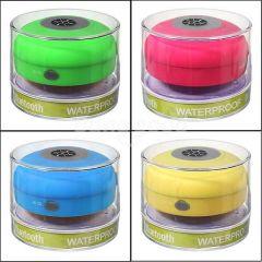 Shop or Gift Waterproof Bluetooth 3.0 Edr Shower Speaker With Sucker Online.