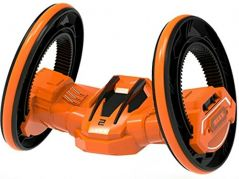 2 Rounds Stunt, 360 Degree Spin Around Roll To Walk, Radio Control Hot Speed Racing Stunt Car