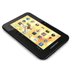 Tablets & E Book Readers - Videocon Vt72 Tablet  7 inch 4GB Internal Memory  (Black &White)