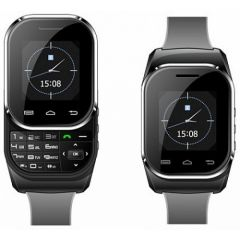 Shop or Gift Kenxinda W1 Dual Sim Watch Mobile Online.