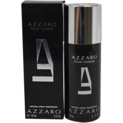 Azzaro Deodorants - Azzaro Black Deodorant 200 ml