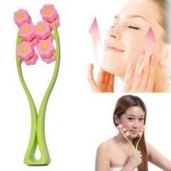 Face-up Rollers - Facial Roller Massager For Beauty And Toned Faceline