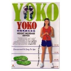 Yoko Height Increase Device Magneto Therapy Foot Soles Increase Your Height
