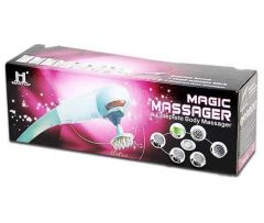 Magic Body Massager Powerful Maxtop Massager With Attachements