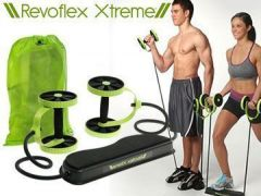Revoflex Xtreme All In 1 Gym Product For Weight And Abs - Health & Fitness