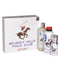 Beverly Hills Polo Club Gift Set No.9 - For Men