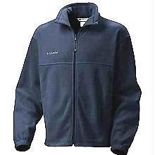 Shop or Gift Polar Fleece Winter Jacket - Navy Blue Color Online.