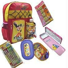 Shop or Gift School Bag With Accessories Online.