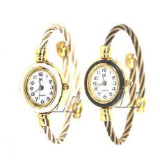2 Elegant Bracelet Watches for Women