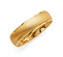 Hi Lifestyles ...valentine Special Band Ring For Men - Valentine Gifts For Him
