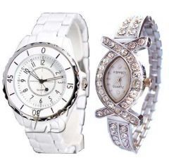 Rakhi Gifts....2 Designer Watches For Your Sister - Return Gifts