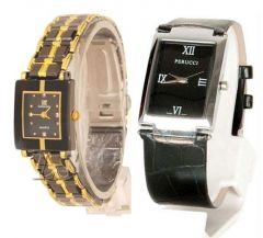 Buy 1 Get 1 Free..Men's Stylish Watches ..STWC15