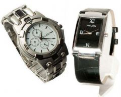 Buy 1 Get 1 Free..Men's Stylish Watches ..STWC30