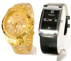 Buy 1 Get 1 Free..Men's Stylish Watches ..STWC32