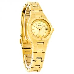 Mother's Day Gifts   Watches - Sober Gold Plated Watch for Your Mother