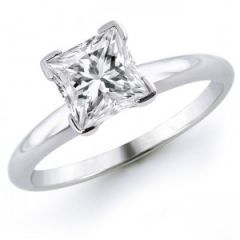 Hi Lifestyles Bumper Offer Pure Cz Diamond Ring Exclusive For Your Valentine - Valentine Gifts For Her
