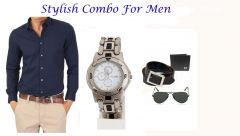 Exclusive Combo For Men NAVY BLUE 113