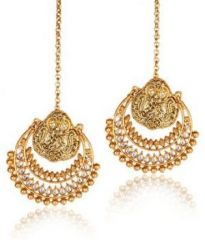 Hi lifestyles Diwali Gifts Heavy Traditional Earrings