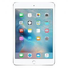Mobile Phones, Tablets - Apple iPad mini 4 WiFi+Cell 128GB - Silver
