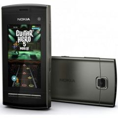 New Nokia 5250 mobile phone