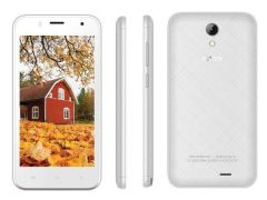 Intex Mobile Phones, Tablets - Intex Aqua Y4 (silver 4gb) With Manufacturer Warranty