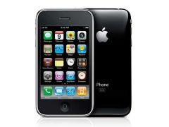 Apple iPhone 3GS 8GB mobile phone