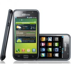 Samsung - New Samsung Galaxy i9000 mobile phone