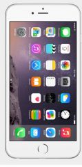 Mobile Phones, Tablets - Apple iPhone 6 - Silver