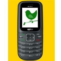 New Spice M4242 dual SIM mobile phone