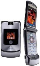Feature phones - NEW MOTOROLA V3i WITH MEMORY CARD, ACCESSORIES AND MANUFACTURER WARRANTY