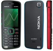 Used Nokia 5220 XpressMusic mobile phone