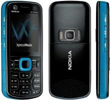 Used Nokia 5320 Xpressmusic Mobile Phone