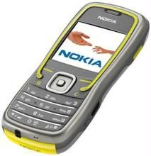 Used Nokia 5500 Mobile Phone