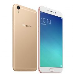 Mobile Phones, Tablets - Oppo A37f (Gold, 16 GB)