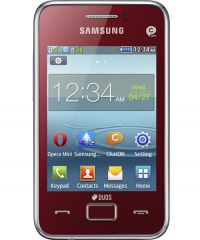 Gift Or Buy Samsung Rex 80 S5222R mobile phone (red color)