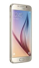 Samsung - Samsung Galaxy S6 Mobile - Gold With Manufacturer Warranty