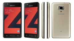 Samsung Z4 With Tizen 3.0, Front Flash, and 4G  Mobile Phone