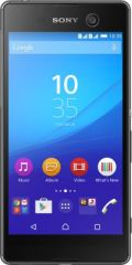 Sony Xperia M5 mobile phone (Black, 16 GB) With Manufacturer Warranty