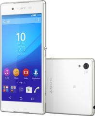 Sony - Sony Xperia Z3 (white) With Manufacturer Warranty