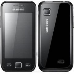 New Samsung Wave 525 mobile phone