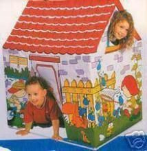 Shop or Gift Big Huge Full Size Cottage Tent Style House for Children Online.
