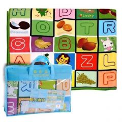 Baby Play Mat Kid Toddler Crawl Mat Learning Mat First Alphabets