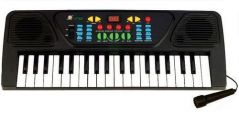37 Keys Musical Electronic Pian Keyboard Player Microphone Mic Gifts Karaok